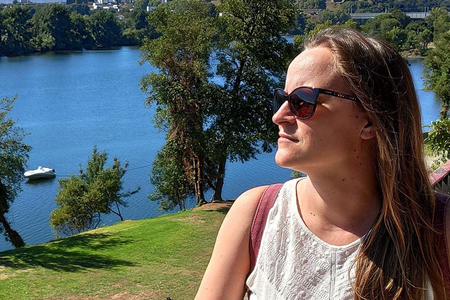 Antje Klippstein profesora alemán para profesionales en LOGA